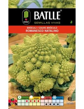 Semillas Bróculi natalino