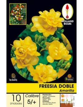 Fressia Doble Amarilla