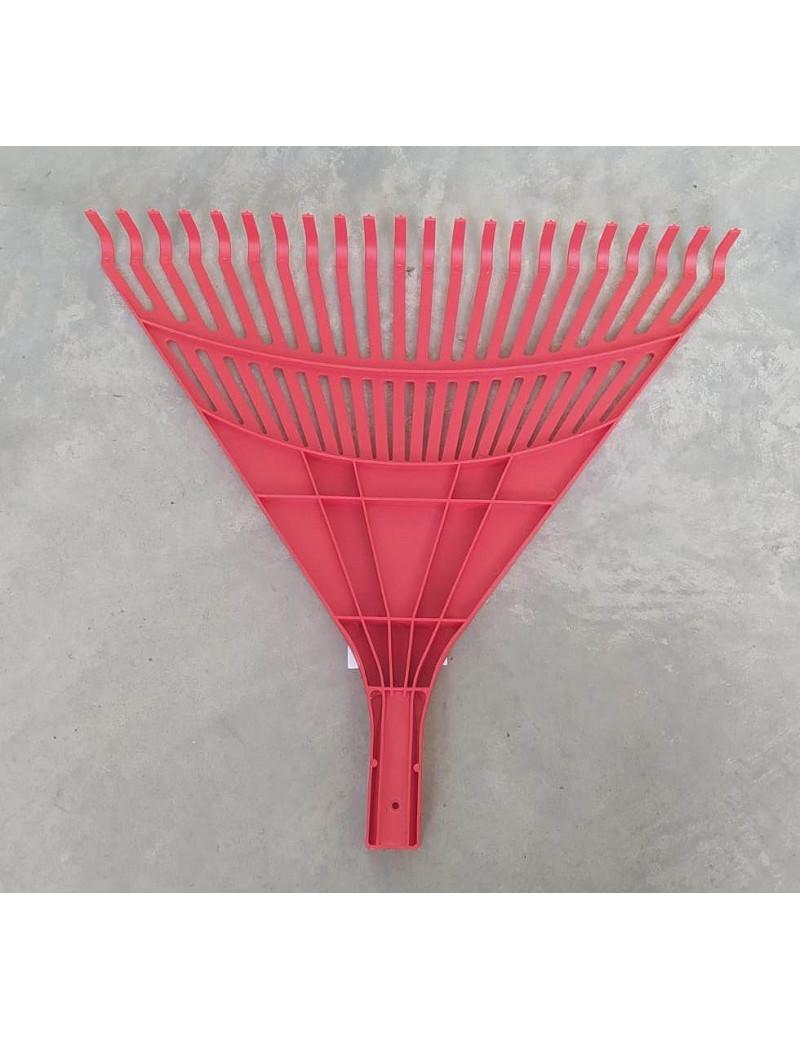 RASTRILLO PLASTICO PLUVIA 22 DIENTES HF-062 50X45