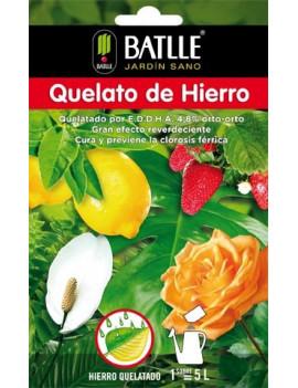 QUELATO DE HIERRO 5 L