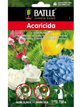 ACARICIDA 750ML
