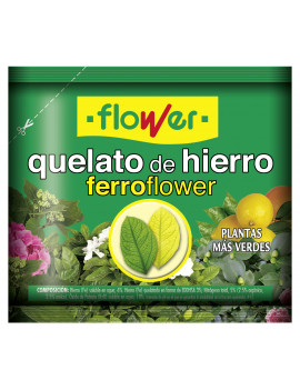 QUELATO DE HIERRO FLOWER