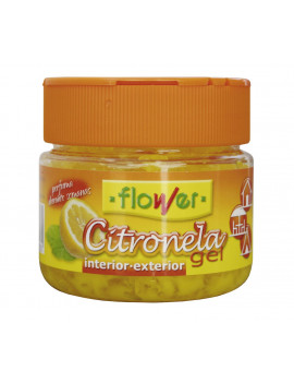 REPELENTE CITRONELLA GEL...