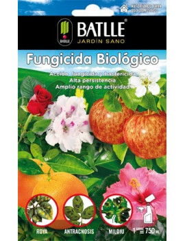 FUNGICIDA BIOLOGICO 750 ML