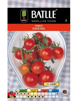 TOMATE TIPO COCKTEIL