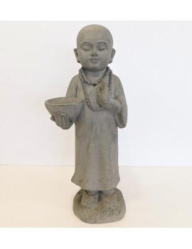 BUDDHA GOTAMA 21X18X51 STONE
