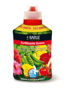 FERTILIZANTE GUANO 400 ML